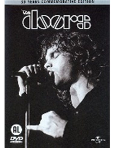 Doors - Anniversary Collection - DVDUK (2001)