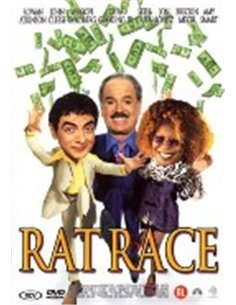 Rat Race - Cuba Gooding Jr., Rowan Atkinson - DVD (2001)