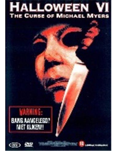 Halloween 6 - Donald Pleasence - DVD (1995)