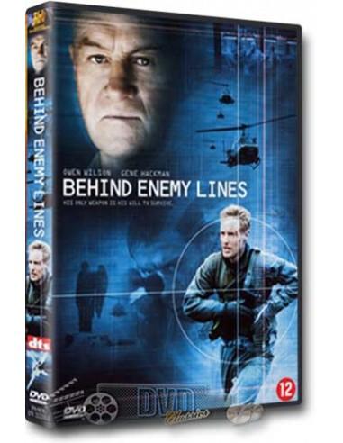 Behind Enemy Lines - Owen Wilson, Gene Hackman - DVD (2001)