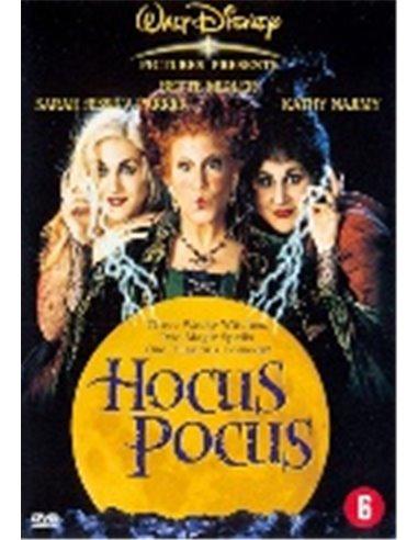 Hocus Pocus - Bette Midler - Walt Disney - DVD (1993)
