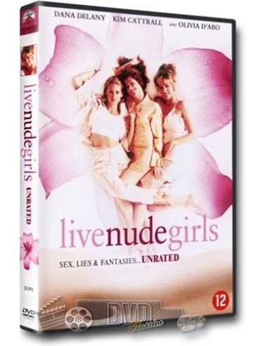 Live Nude Girls - Dana Delany, Kim Cattrall - DVD (1995)