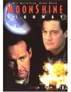 Moonshine Highway - Randy Quaid - DVD (1996)