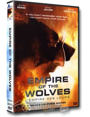 Empire of the Wolves - Jean Reno, Arly Jover - DVD (2005)