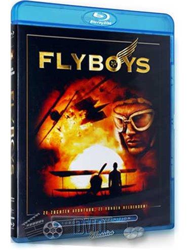 Flyboys - James Franco, Jean Reno - Tony Bill - Blu-Ray (2006)