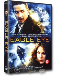 Eagle Eye - Shia LaBeouf, Michelle Monaghan - DVD (2008)