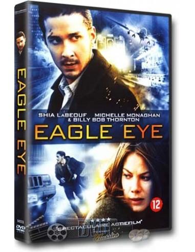 Eagle Eye - Shia LaBeouf, Michelle Monaghan - DVD (2008)