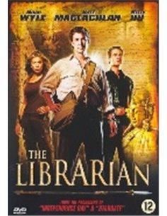The Librarian 1 - Noah Wyle, Bob Newhart - DVD (2004)