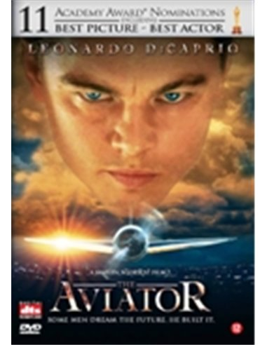 The Aviator - Leonardo Di Caprio - Martin Scorsese - DVD (2004)
