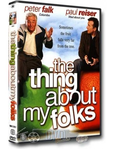 Thing About my Folks - Peter Falk - DVD (2005)