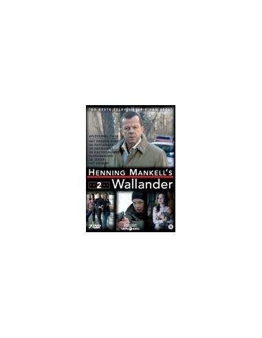 Wallander collectie 2 - Krister Henriksson - DVD (2005)