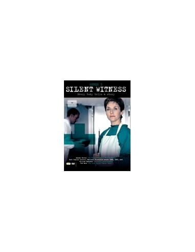 Silent Witness - Seizoen 03 - Amanda Burton - DVD (1998)