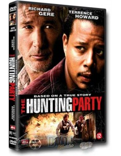 The Hunting Party - James Brolin, Richard Gere - DVD (2007)
