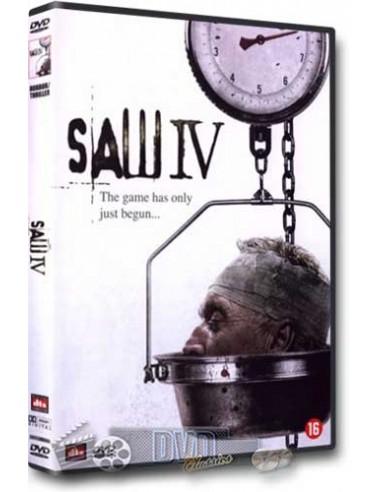 Saw 4 - Tobin Bell, Scott Patterson, Costas Mandylor - DVD (2007)