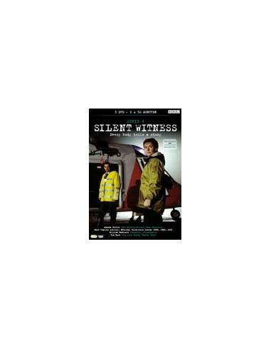 Silent Witness - Seizoen 04 - Amanda Burton - DVD (1999)