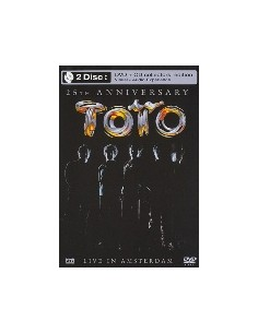 Toto - Live In Amsterdam - DVD (2009)