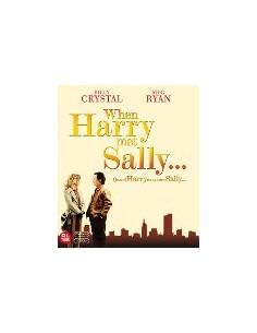 When Harry Met Sally - Meg Ryan, Billy Crystal - Blu-Ray (1989)