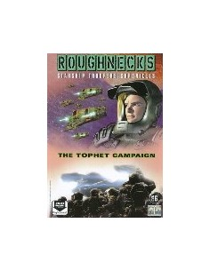 Roughnecks - The Tophet campaign - DVD (2000)