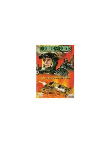 Roughnecks - The Tesca campaign - DVD (2000)