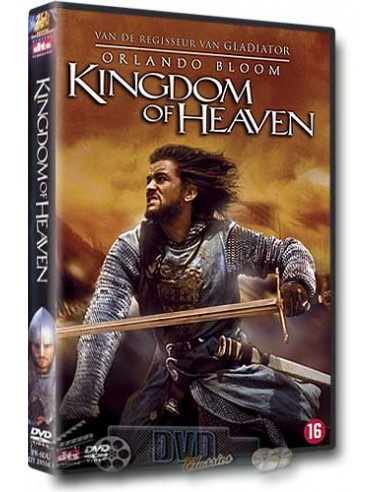 Kingdom of Heaven - Orlando Bloom - DVD (2005)