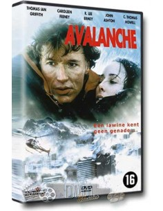 Avalanche - C. Thomas Howell, Caroleen Feeney - DVD (1999)