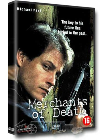 Merchants of Death - Michael Paré, Linda Hoffman - DVD (1997)