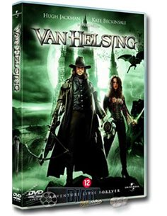 Van Helsing - Hugh Jackman, Kate Beckinsale - DVD (2004)