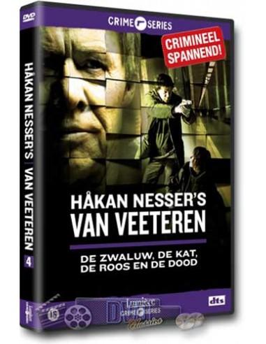 Van Veeteren - de zwaluw, de kat, de roos en de dood - DVD (2006)