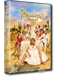 Toscaanse Bruiloft - Simone Kleinsma - Johan Nijenhuis - DVD (2013)