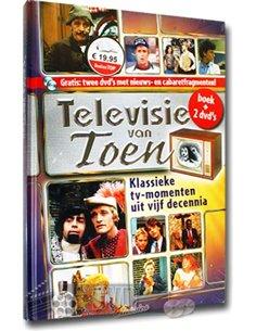 Boek Televisie van Toen incl. 2 DVD
