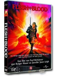 Flesh & Blood - Rutger Hauer, Jennifer Jason Leigh - DVD (1985)