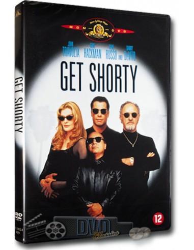 Get Shorty - John Travolta, Danny DeVito, Rene Russo - DVD (1995)