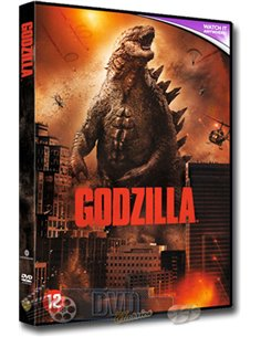 Godzilla - Ken Watanabe, Sally Hawkins, Elizabeth Olsen - DVD (2014)