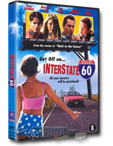 Interstate 60 - Michael J. Fox, Kurt Russell, Amy Smart - DVD (2002)