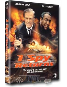 I Spy Returns - Robert Culp, Bill Cosby - DVD (1994)