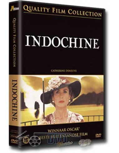 Indochine - Catherina Deneuve, Carlo Brandt - DVD (1992)