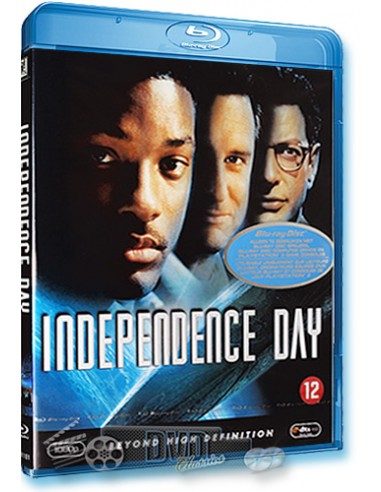 Independence Day - Will Smith - Roland Emmerich - Blu-Ray (1996)
