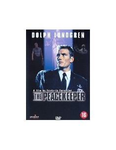 The Peacekeeper - Dolph Lundgren, Roy Scheider - DVD (1997)