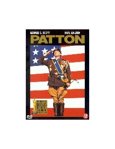 Patton - George C. Scott, Karl Malden, Stephen Young - DVD (1970)