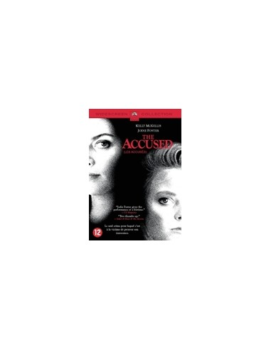 The Accused - Jody Foster, Kelly McGillis - DVD (1988)