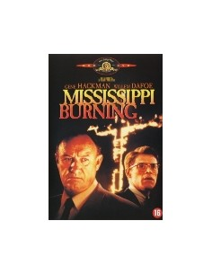 Mississippi Burning - Gene Hackman - DVD (1988)