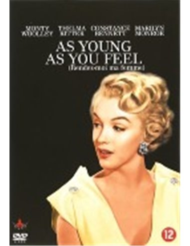 Marilyn Monroe - As young as you feel - Harmon Jones - DVD (1951)