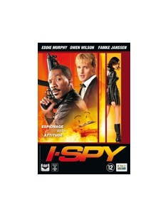 I Spy - Eddie Murphy, Famke Janssen - Betty Thomas - DVD (2002)