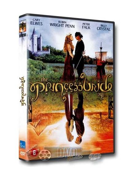 The Princess Bride - Billy Crystal, Peter Falk - DVD (1987)
