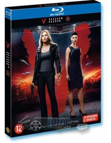 V - Seizoen 2 - Elizabeth Mitchell, Morris Chestnut - Blu-Ray (2011)