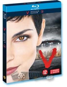 V - Seizoen 1 - Elizabeth Mitchell, Morris Chestnut - Blu-Ray (2009)