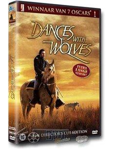 Dances with Wolves - Kevin Costner - DVD (1990)