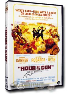Hour of the Gun - James Garner, Jason Robards - DVD (1967)