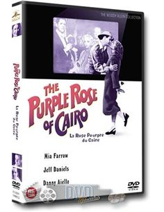 The Purple Rose of Cairo - DVD (1985)