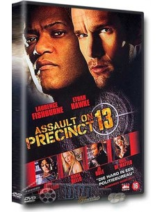 Assault On Precinct 13 - Ethan Hawke, Laurence Fishburne - DVD (2005)